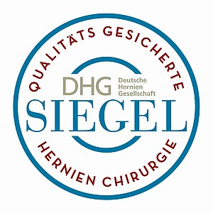 Zertifizierte Hernien-Chirurgie